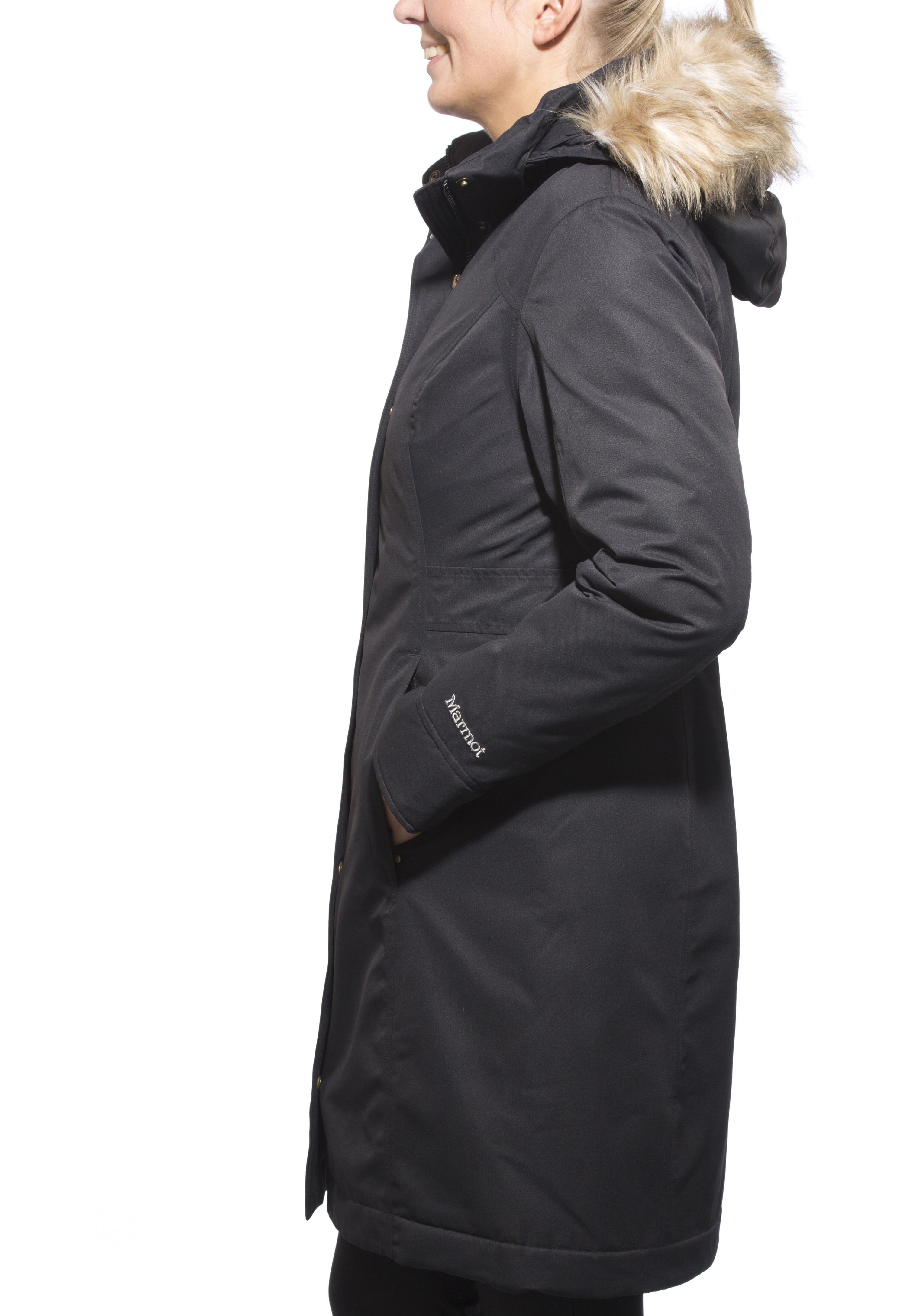 Marmot Chelsea - Doudoune femme - noir sur CAMPZ ! 35abbd00f53